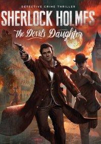 Обложка Sherlock Holmes: The Devil's Daughter
