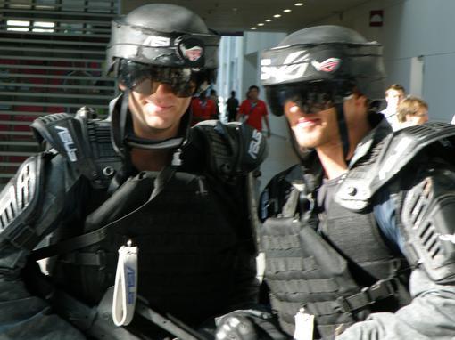 GamesCom 2011. Впечатления. Booth babes, косплей и фрики - Изображение 17