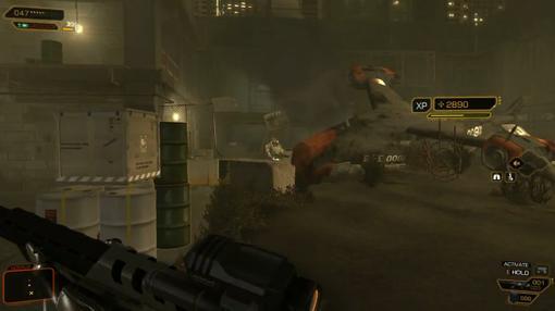 Прохождение Deus Ex Human Revolution - Изображение 24
