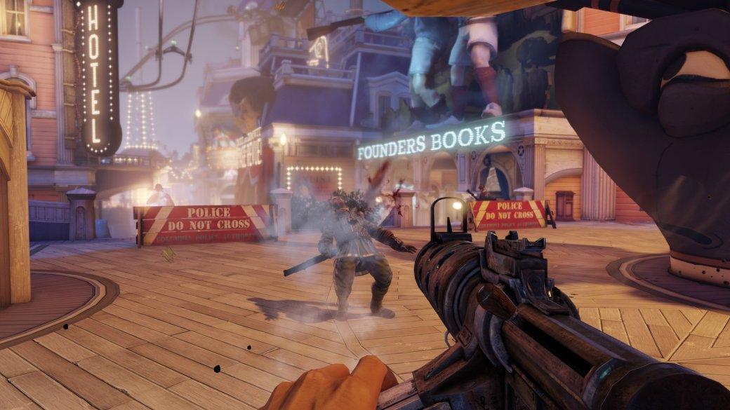 BioShock Infinite. Впечатления - Изображение 4
