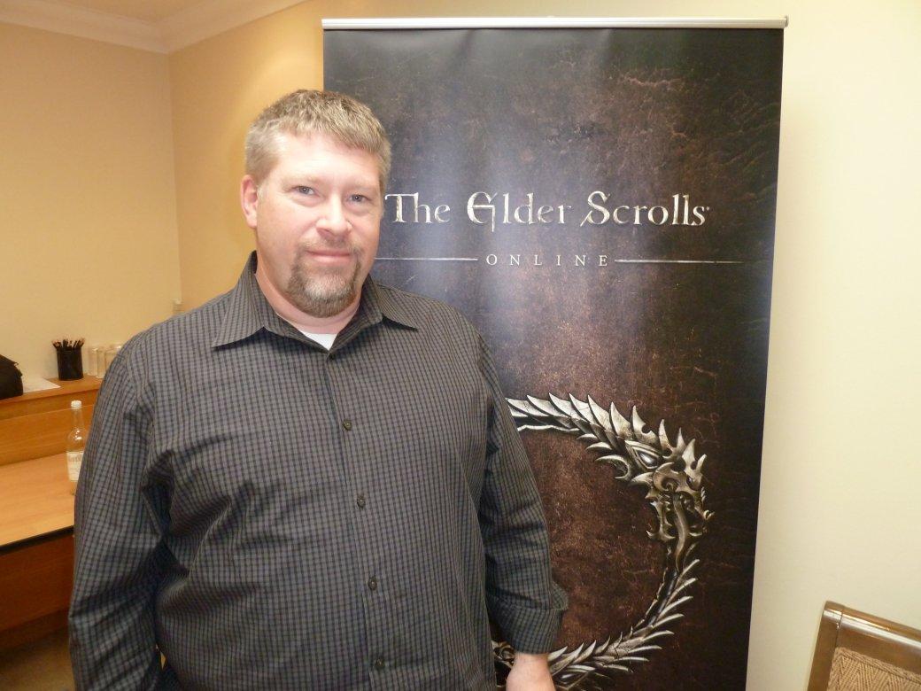 The Elder Scrolls Online. Интервью с Мэттом Фирором - Изображение 2