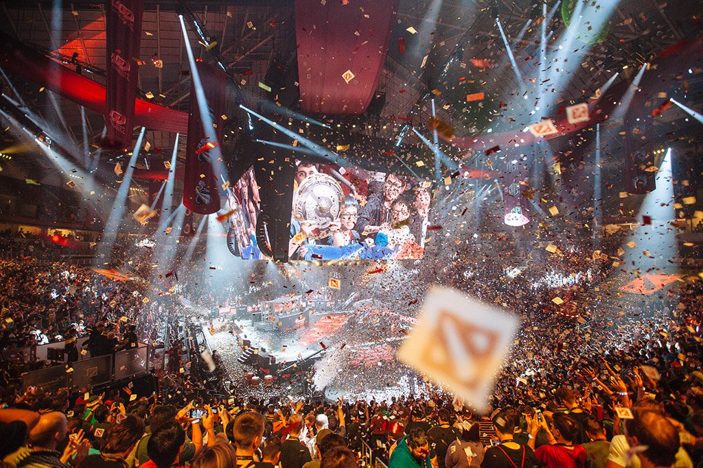 Начью победу ставить наThe International 2017, чтобы выиграть денег? - Изображение 1