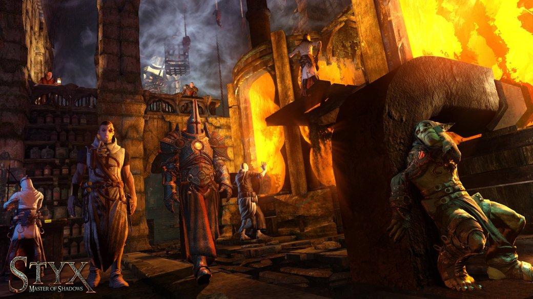 Рецензия на Styx: Master of Shadows. Обзор игры - Изображение 19