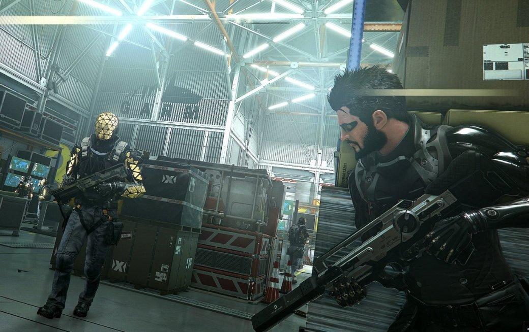 Nvidia выпустила новые драйвера специально для Deus ExиNoMan's Sky. - Изображение 1