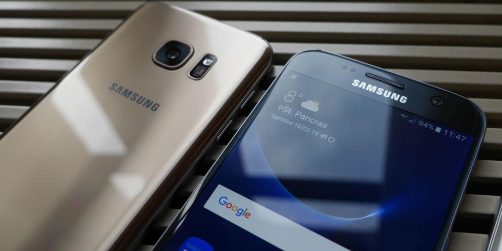 Самсунг Galaxy S8 с2K-дисплеем лишится домашней кнопки