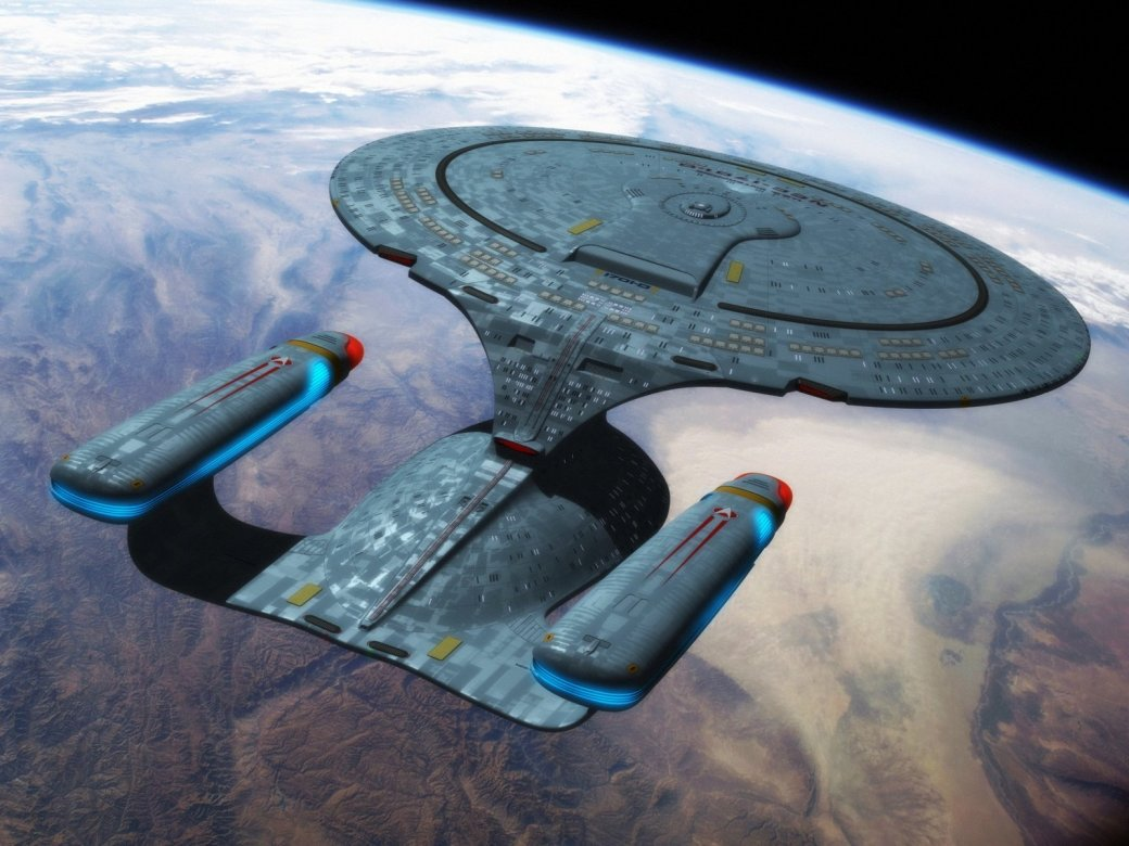 В Китае найдено офисное здание в форме корабля из Star Trek. - Изображение 3