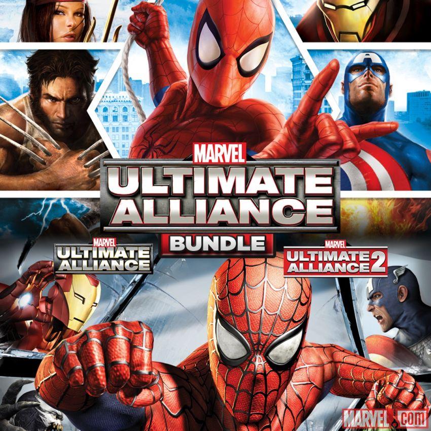 Marvel планирует выпустить бандл Ultimate Alliance на PC и консолях - Изображение 1