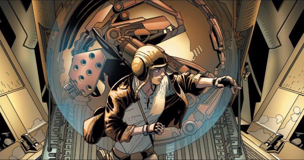 Новая серия комиксов Star Wars расскажет про космическую Лару Крофт - Изображение 1