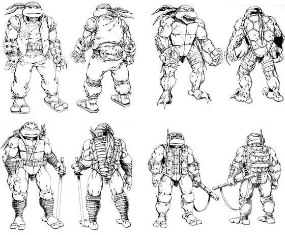 Панцирь как рубашки: история черепашек-ниндзя - Изображение 8