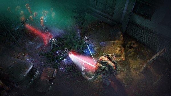 Четверо против Чужих в трейлере Alienation - Изображение 6