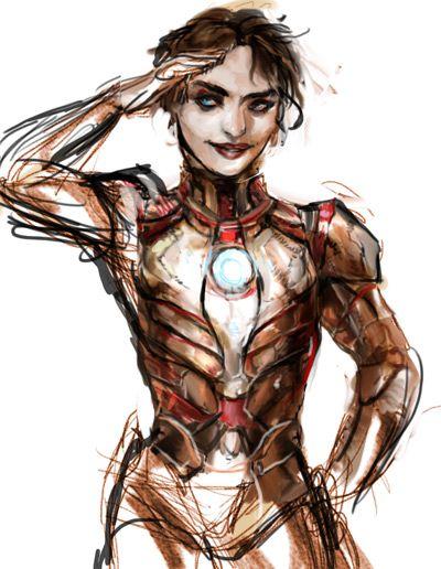 Галерея вариаций: Мстители-женщины, Мстители-дети... - Изображение 32