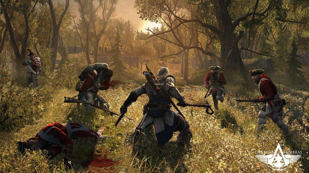 Скриншоты Assassin's Creed III: американский убийца. - Изображение 2