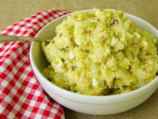 40 тысяч на картофельный салат - Изображение 1