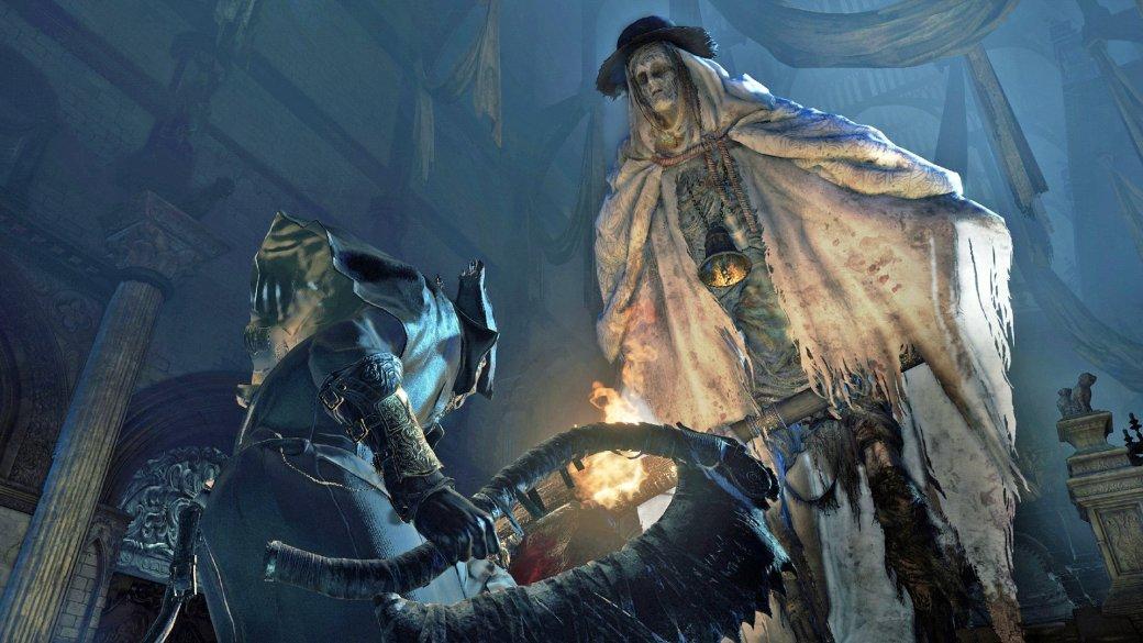 30 лучших игр 2015 года: Bloodborne. - Изображение 3