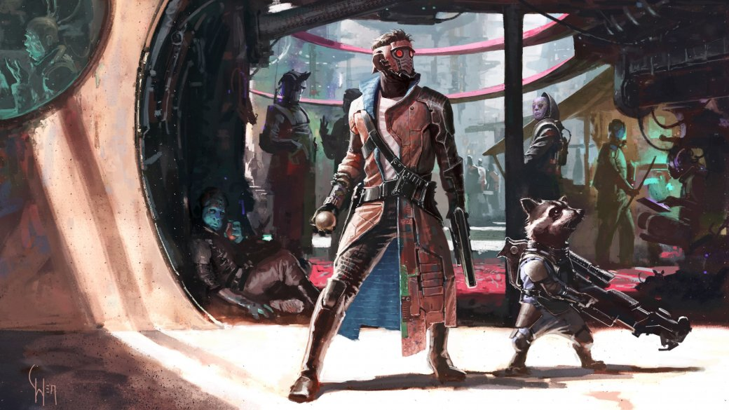 «Стражи Галактики 2»: сцена после титров готова, Прэтт сошел с ума - Изображение 1