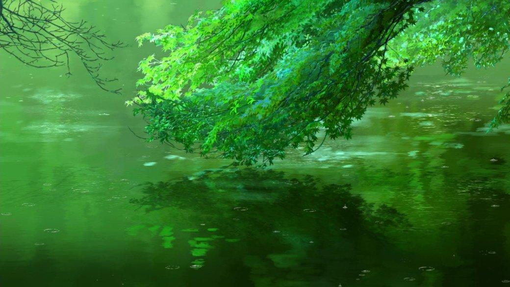 Сад изящных слов | Kotonoha no Niwa - Изображение 5