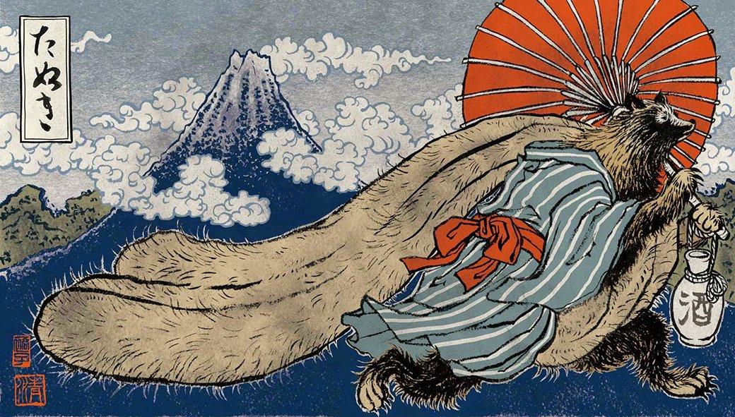 Странные существа из японских мифов, которых вы встретите в Nioh - Изображение 10