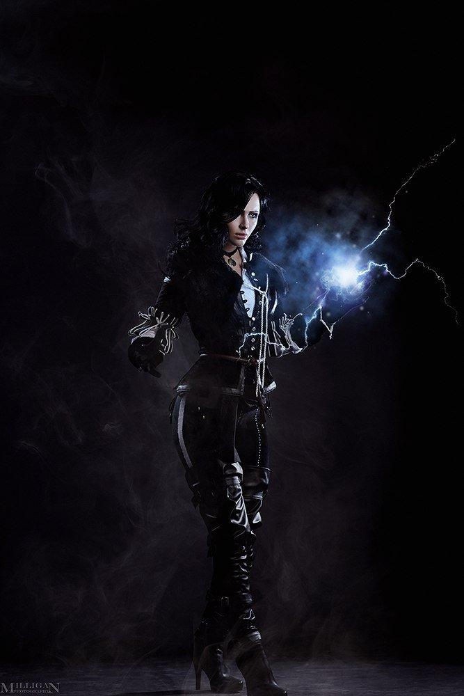 Косплей дня: две разных Йеннифэр изThe Witcher3. Какую выберетевы? - Изображение 12
