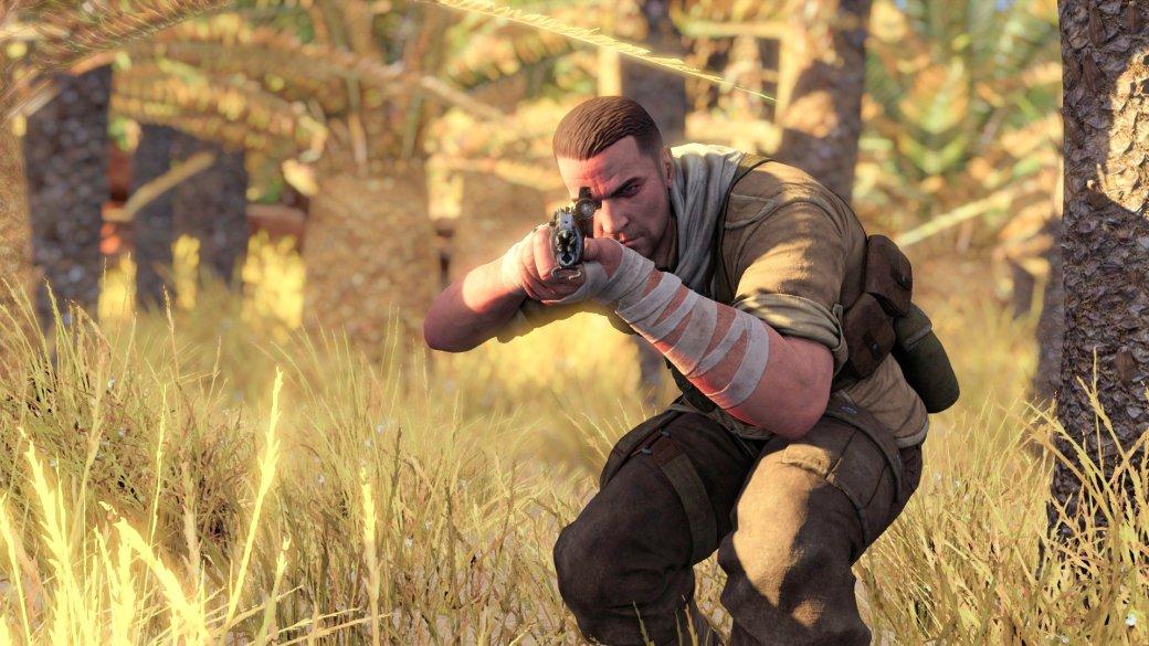 Sniper Elite 3 снова перестреляла соперников в британском чарте - Изображение 1