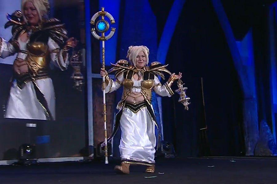 BlizzCon 2014. Конкурс костюмов - Изображение 52
