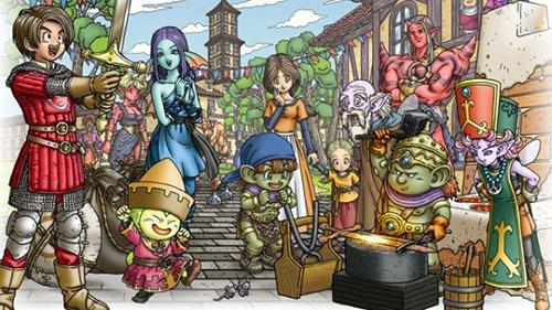 Dragon Quest для Wii U анонсируют на TGS 2012 - Изображение 1