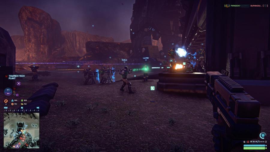 Я поиграл в Planetside 2 и вот три причины, чтобы ее попробовать и три, чтобы пропустить - Изображение 3