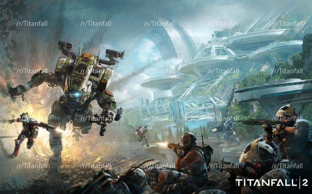 Слух: В Titanfall 2 будет активно использоваться крюк - Изображение 1
