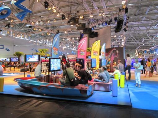 Gamescom 2011. Впечатления. День первый. - Изображение 13