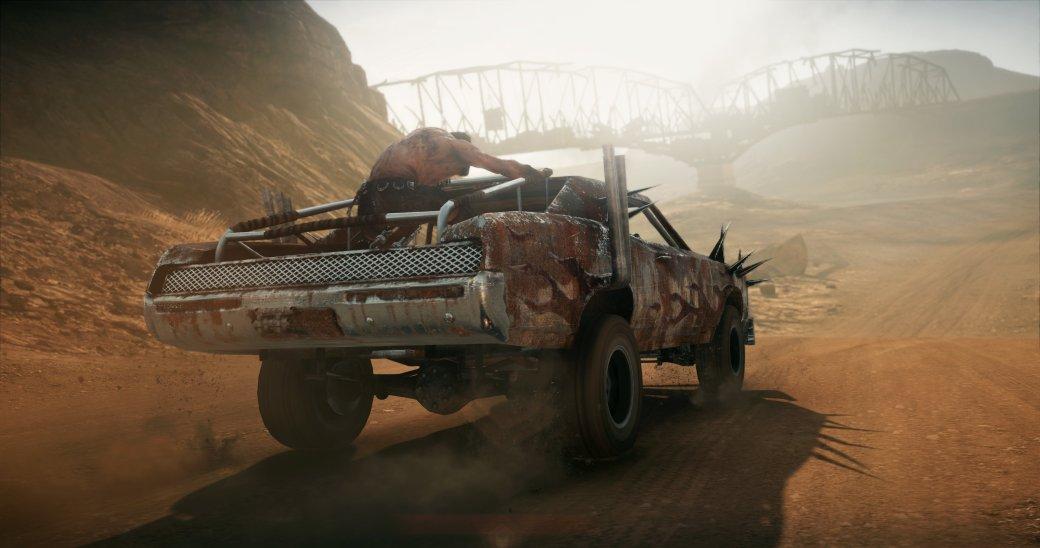 Mad Max: постапокалиптическая песочница - Изображение 4