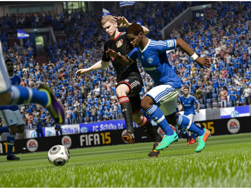 Рецензия на FIFA 15 - Изображение 3