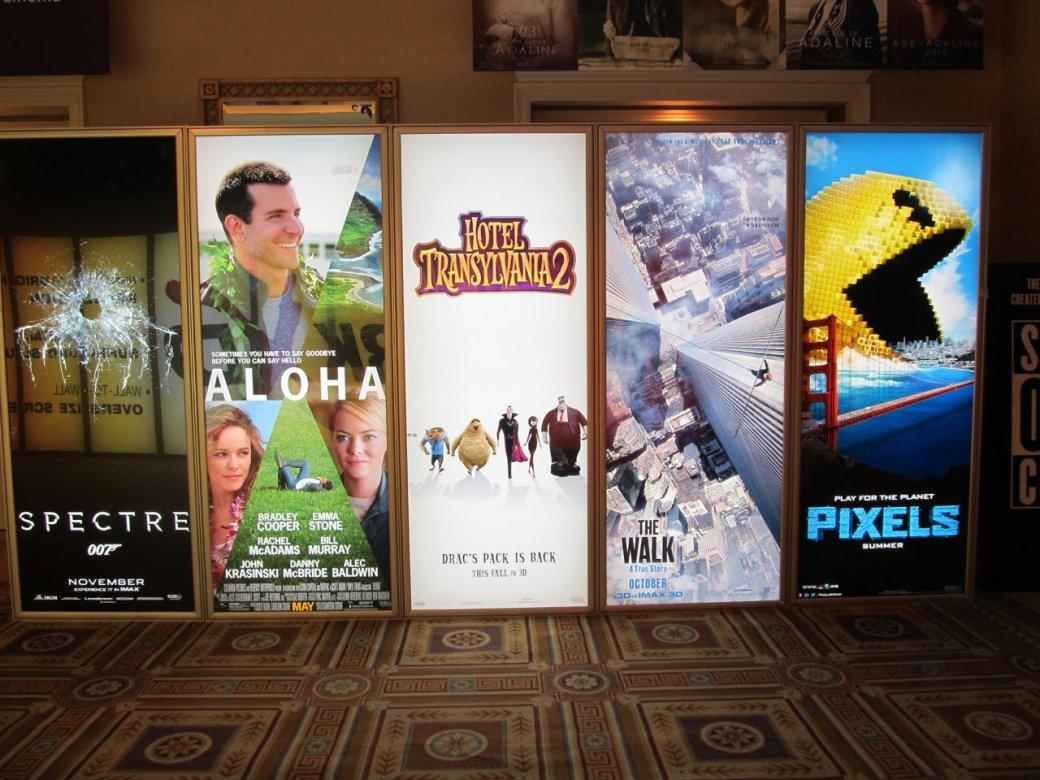 Новые постеры с CinemaCon и фото с площадки «Дэдпула» - Изображение 1