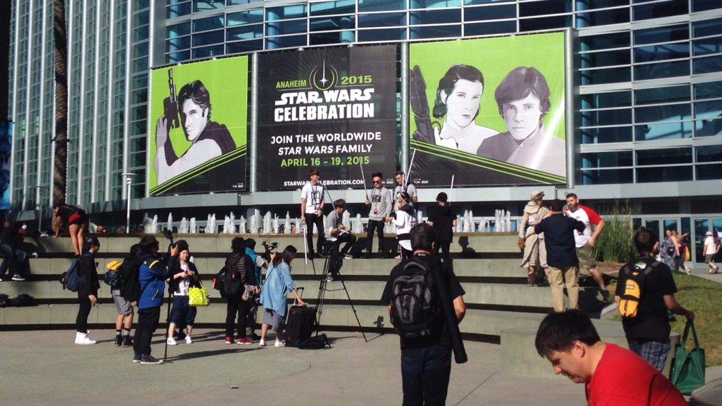 Что я чувствую, находясь на Star Wars Celebration 2015 - Изображение 1