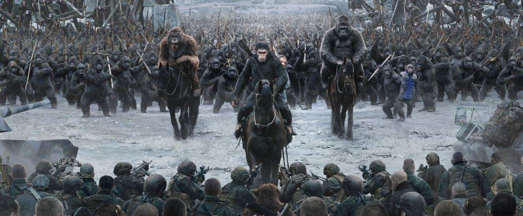 Видеообзор фильма «Планета обезьян: Война». - Изображение 1