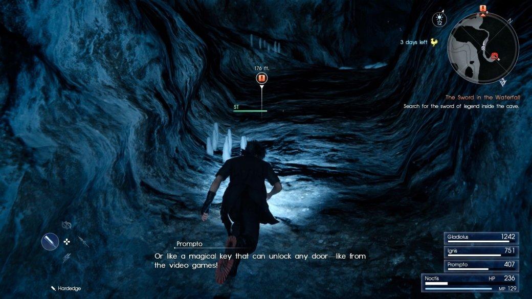 Рецензия на Final Fantasy XV - Изображение 12