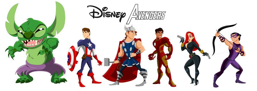 Галерея вариаций: Мстители-женщины, Мстители-дети... - Изображение 37