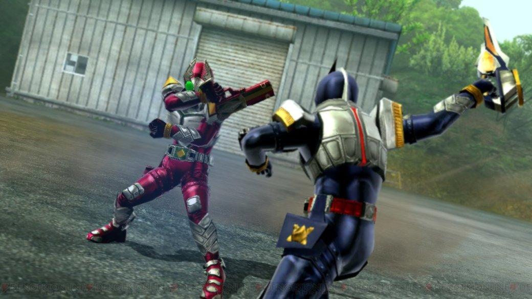Kamen Rider Battride War | Рецензия наощупь - Изображение 2