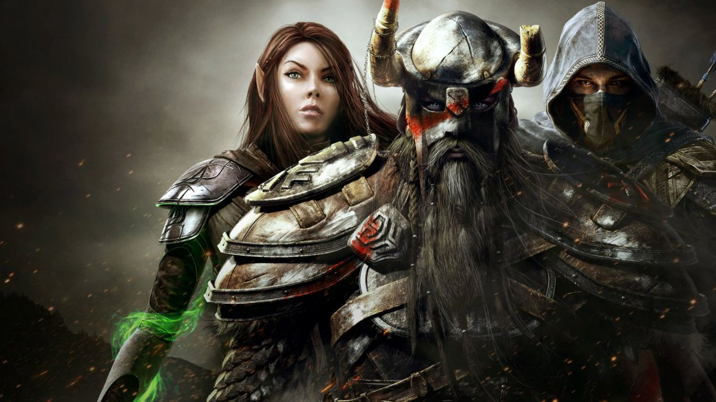 «Канобу» раздает ключи The Elder Scrolls Online героям Тамриэля. - Изображение 1