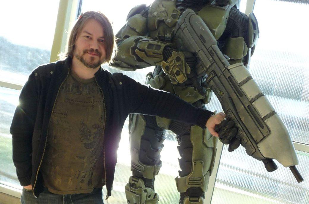 Арт-директор Halo 4 устроился в Oculus VR. - Изображение 1