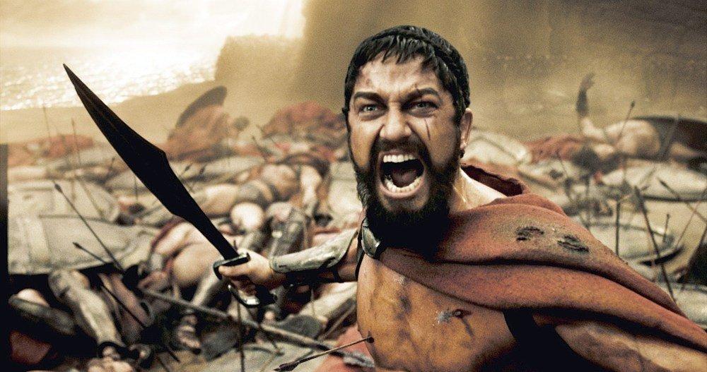 Гифка дня: скольких зомби смогут победить 300 спартанцев? - Изображение 1
