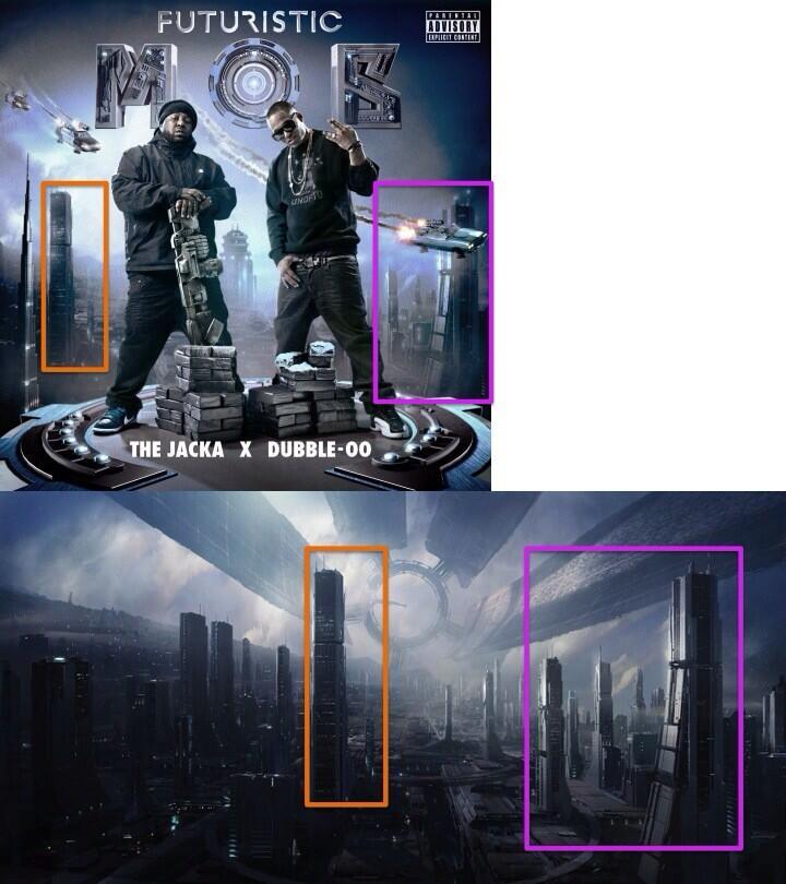 Агентов «Щ.И.Т.» обвинили в плагиате концепт-арта Mass Effect - Изображение 2