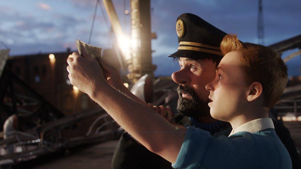 Питер Джексон делает для Спилберга «Тинтин 2» и новый секретный фильм - Изображение 1