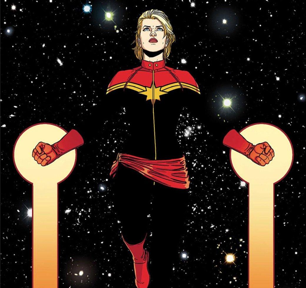 Капитан Марвел будет самым могущественным персонажем вселенной Marvel - Изображение 2
