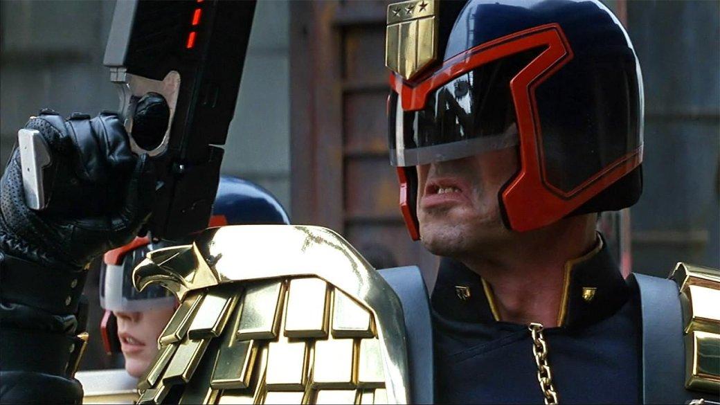 Сильвестр Сталлоне снимается в «Стражах Галактики 2» в костюме Дредда - Изображение 1