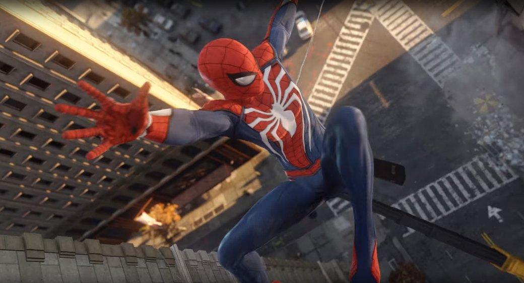 Разработчики из Insomniac поделились деталями новой Spider-Man для PS4 - Изображение 1
