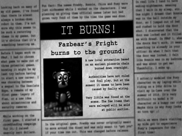 Все о сюжете Five Nights at Freddy's 4: факты, теории и пасхалки - Изображение 10