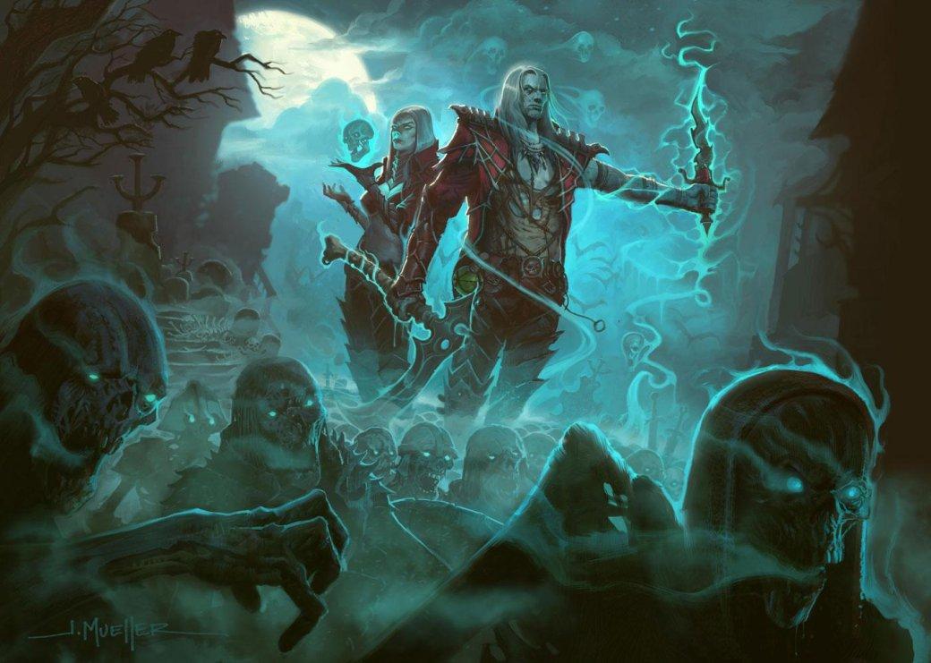 На сайте Blizzard появились намеки на новый аддон к Diablo 3 и Сомбру - Изображение 1
