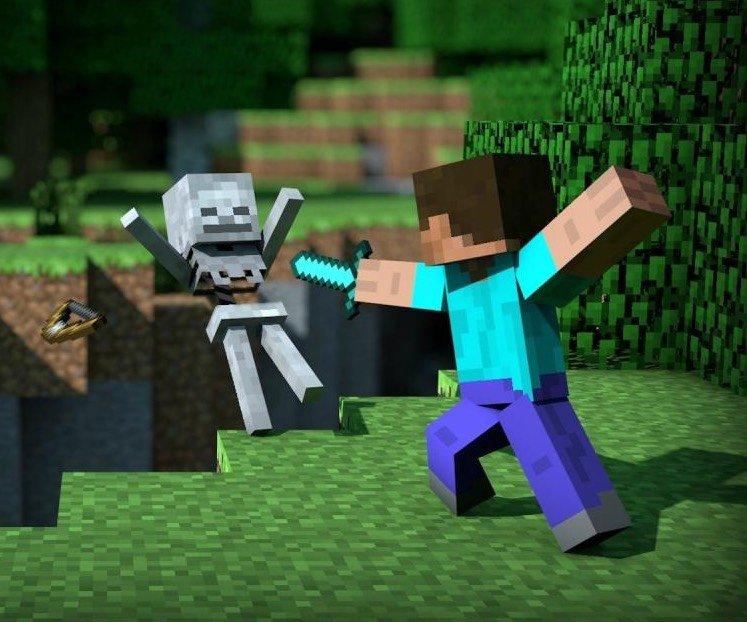 Minecraft для PS4 провалила сертификацию Sony. - Изображение 1