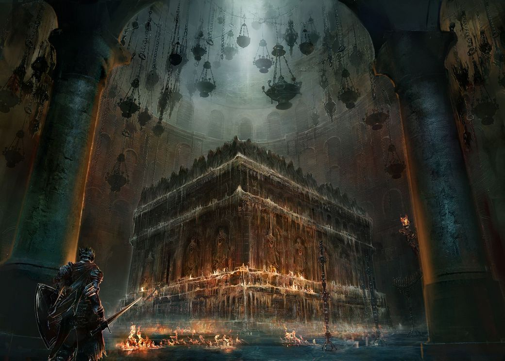 Рецензия на Dark Souls 3. Обзор игры - Изображение 12