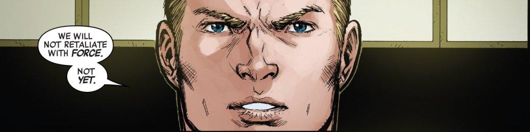 Secret Empire: противостоянию Стива Роджерса иТони Старка нет конца - Изображение 7