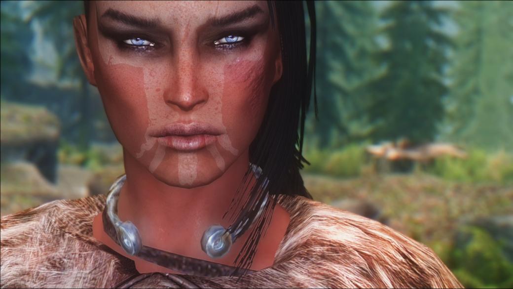 Лица The Elder Scrolls 5: Skyrim. Продолжение - Изображение 15
